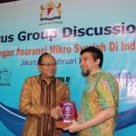 Adiwarman Karim dalam acara Kamar Dagang Indonesia