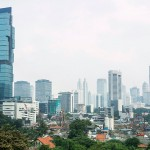 General Images Of Indonesia Economy Ahead Of Central Bank Rate Decision